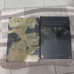 Dvd Game of Thrones - 1a a 4a temporadas