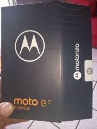 Título do anúncio: Moto e7