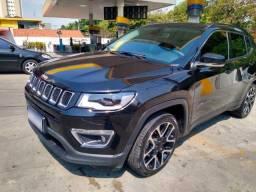 Título do anúncio: Carro Jeep Compass Limited 2.0 Ano 2020 Preto