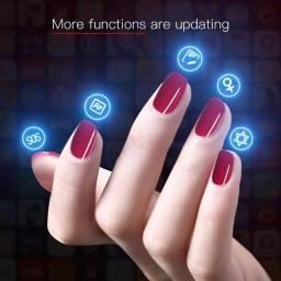 Adesivo De Unha Inteligente Chip N3 Flexível Chip De Unha Smart