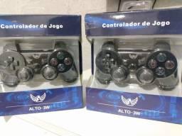 Controle PS3 Novo Com Garantia