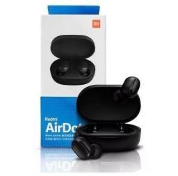 Fone Bluetooth Airdots Xiaomi Global Original Fone Wireless Sem Fio