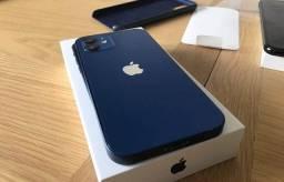 Título do anúncio: iPhone 12 64 GB Lacrado C/NF
