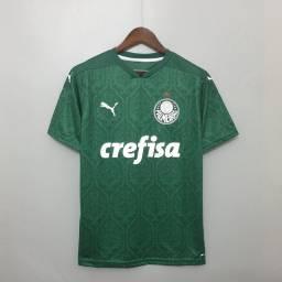 Camisa Puma Palmeiras I 20/21 Torcedor (Tamanho M) s/n°