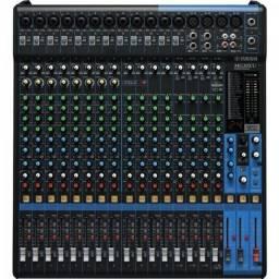 Mesa de Som Analogica 20 Canais MG20XU Yamaha na Loja Cheiro de Música