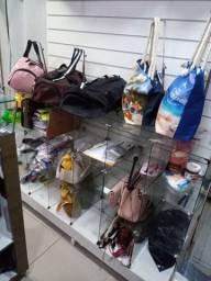 Balcão expositor de loja