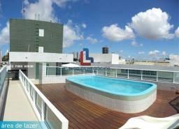 Título do anúncio: Apartamento para Locação em João Pessoa, Manaíra, 2 dormitórios, 1 banheiro, 1 vaga