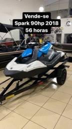 Jet ski spark 90hp 2018