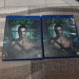 Blu-Ray Arrow (Primeira Temporada)