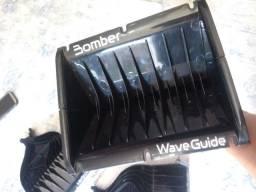 Título do anúncio: Corneta guia de ondas BOMBER Nova (Original)