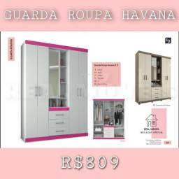 Guarda-roupa guarda-roupa Havana / guarda-roupa Havana 009