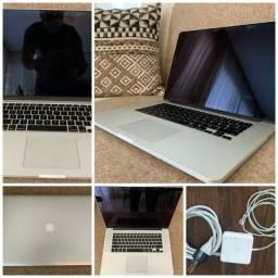 Macbook pro i7 Retina 15 Pol mod 2015