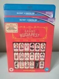 Título do anúncio: Blu-ray O Grande Hotel Budapeste