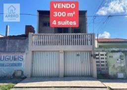 Casa Duplex NASCENTE poucos metros da Av. Jovita Feitosa. Perto do Shopping Benfica