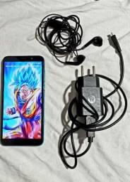 Vendo Celular: Moto e 6 Play (ESTADO DE NOVO) $ 420,00