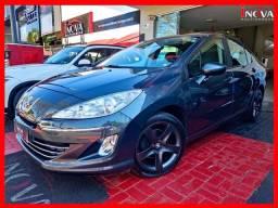 Título do anúncio: Peugeot 408 Feline Automático Completo C/ teto Solar 2012 Imperdível Financia 100%