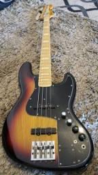 Título do anúncio: Fender Jazz Bass Marcus Miller