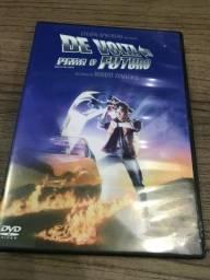 Dvd De volta para o futuro