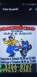 Maurício Disk Gás e Água