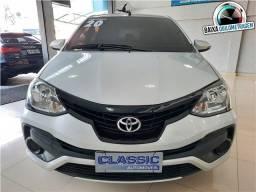 Título do anúncio: Toyota Etios 2020 1.5 x plus 16v flex 4p automático