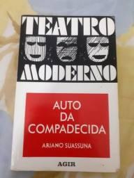 """Livro """"O Auto da Compadecida"""""""