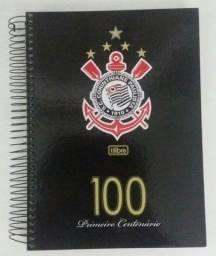 Caderno Tilibra Corinthians
