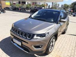 Jeep compass limited 2018 impecável leia anúncio