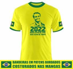 Camisas Bolsonaro Diversos Modelos
