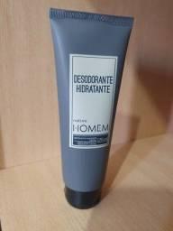 Desodorante hidratante corporal natura homem