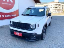 Jeep Renegade 1.8 Flex- Aut - Único dono- Baixo km.