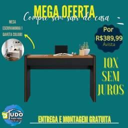 Título do anúncio: Oferta Mesa Escrivaninha Compre sem sair de Casa