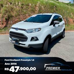 ECOSPORT FREESTYLE 1.6 FLEX 2014