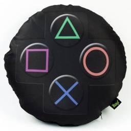 Almofadas Gamer Playstation Ps2, Ps3, Ps4