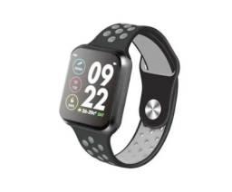 Título do anúncio: *Promoção Imperdível* Relógio Smartwatch F8 Fitnes Android/ios Troca Pulseira Ip67