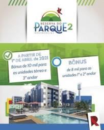 Reserva do Parque 2 - Cadastre-se Bônus de R$10.000 na sua Entrada