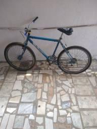 Bike pronta pra andar