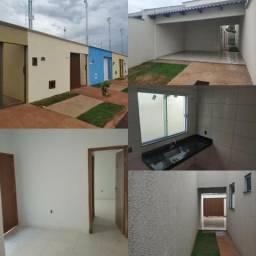 Casa 2/4 com Suíte - Jd. Sevilha- Senador Canedo - Avaliação Caixa R$ 141,500,00