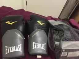 Luvas de Boxe   Thai Everlast 14 Oz 7c2a6f9ca135a