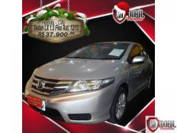 Honda City Sedan LX 1.5 Flex 16V 4p Aut. - 2013