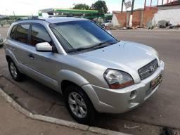 Tucson automático 2010 ar.direcao.vidro.trava.alarme som rodas - 2010