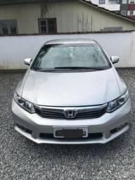Honda Civic 2013 - Impecável, Abaixo da Fipe - 2013