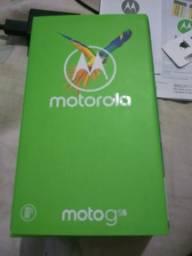 Moto G5 S com 4 dias de uso ( sou de Itapetininga)