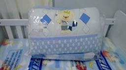 Kit de berço 9pcs bibi baby padrão