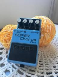Pedal Boss Super Chorus CH1