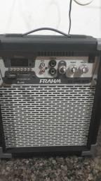 Caixa amplificada Frahm. wtz 991387266