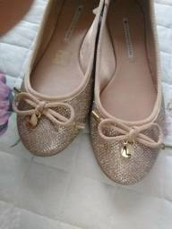 Sapatilha e sandalia