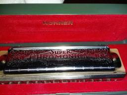 Harmonica Alemã Honner Cromática 270