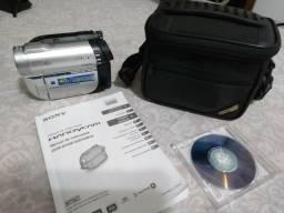 Camera de vídeo digital Sony