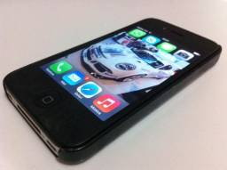 Smartphone Apple iPhone 4S 64gb / 64 gb Preto conservado completo com carregador e fone