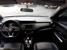 Nissan kicks 19.000 KM - 2016